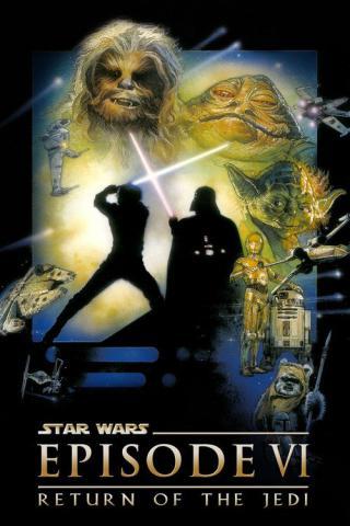 Звездные войны: Эпизод 6 - Возвращение джедая (1983)