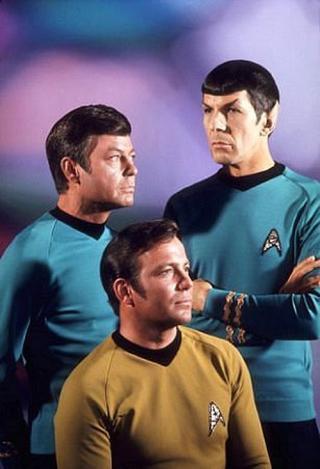Звездный путь (1966)