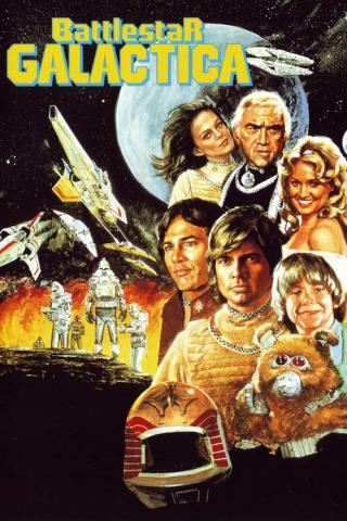 Космический крейсер 'Галактика' (1978)