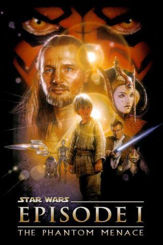 Звездные войны: Эпизод 1 - Скрытая угроза (1999)