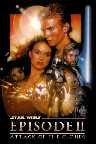 Звездные войны. Эпизод 2: Атака клонов (2002)