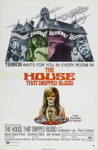 Дом, из которого капала кровь (1970)