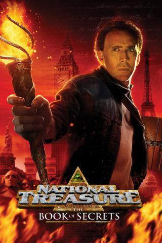 Сокровище нации: Книга тайн (2007)